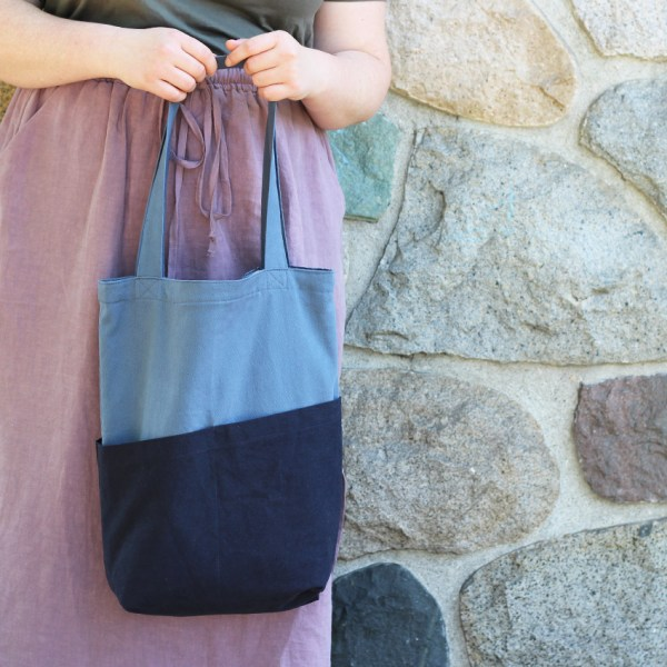 Costa Tote Free Tote Bag Sewing Pattern