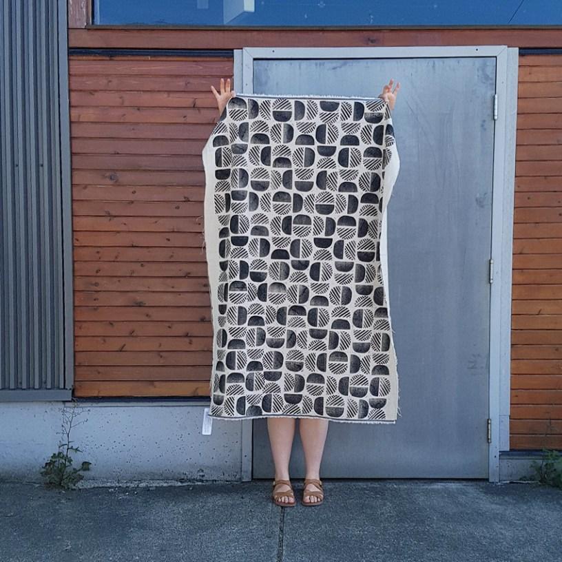 Block Printing Fabric