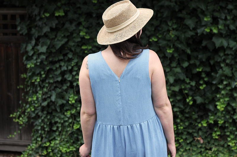 Ashton Top and Winslow Culottes Jumpsuit