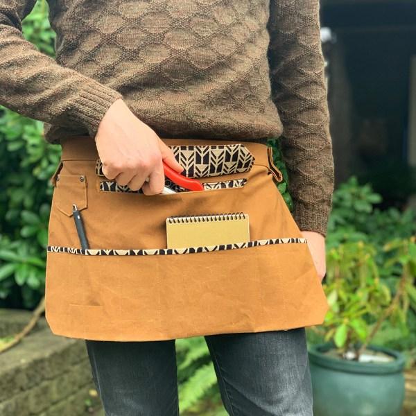 Dogwood Apron Maker Apron Sewing Pattern