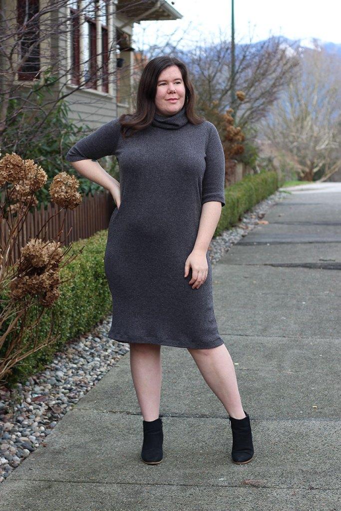 Elliot Sweater Dress Hack