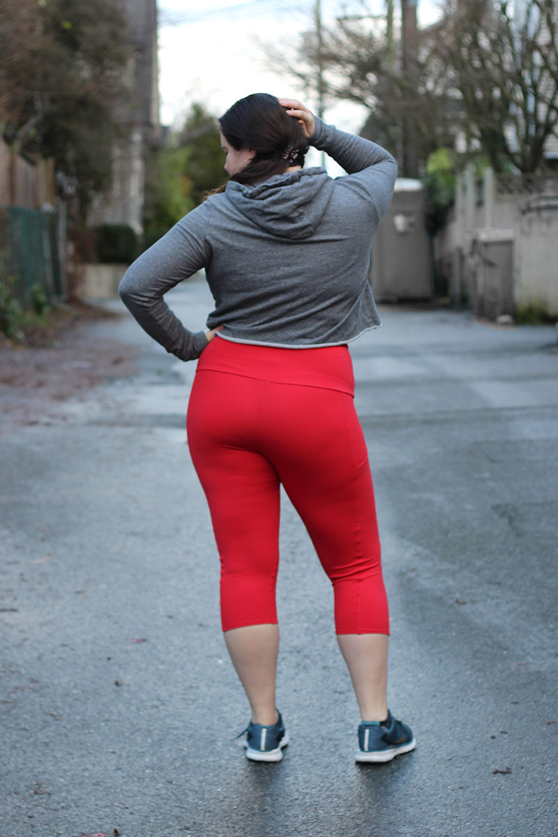 Avery Leggings Pocket Hack