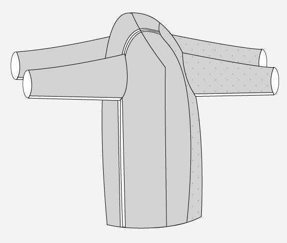 Pona Jacket with Lining