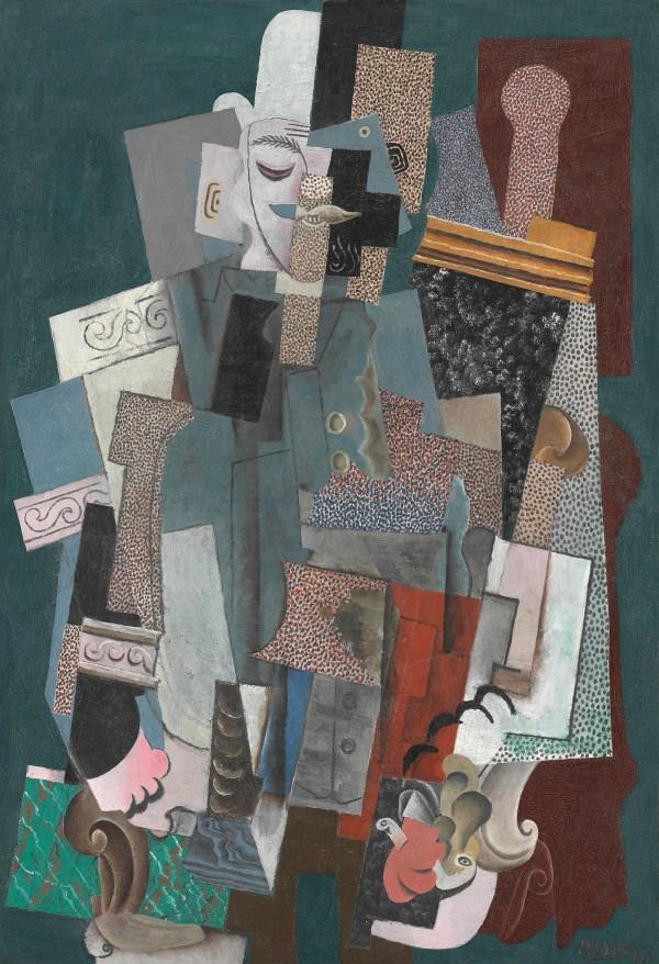 Picasso & Chicago Opens Art Institute Four Stars