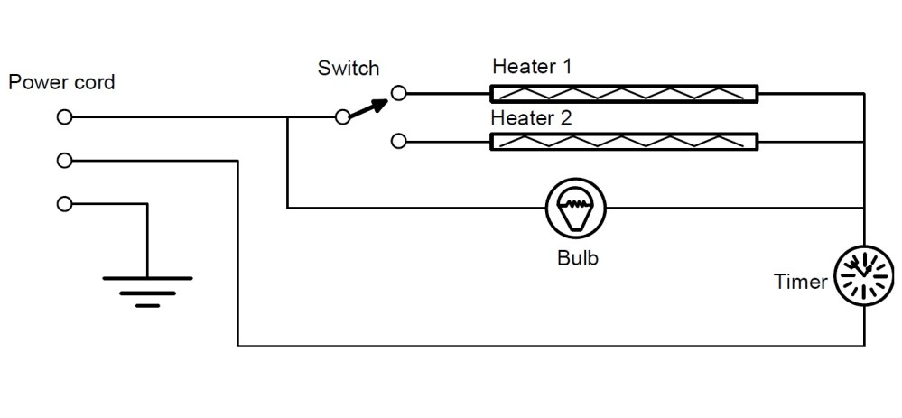 Wiring Diagram For A Toaster Wiring Diagram Toaster Wiring Library