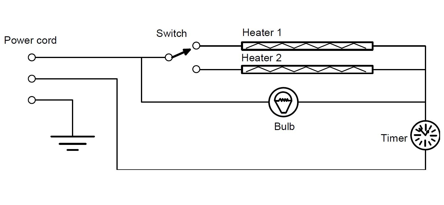 hight resolution of toaster oven wiring diagram