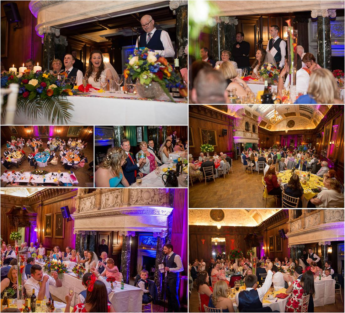Thornton Manor Wedding Speeches
