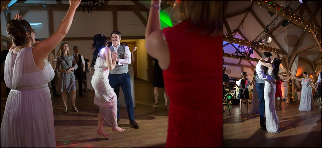 Sandhole Oak Barn First Dance