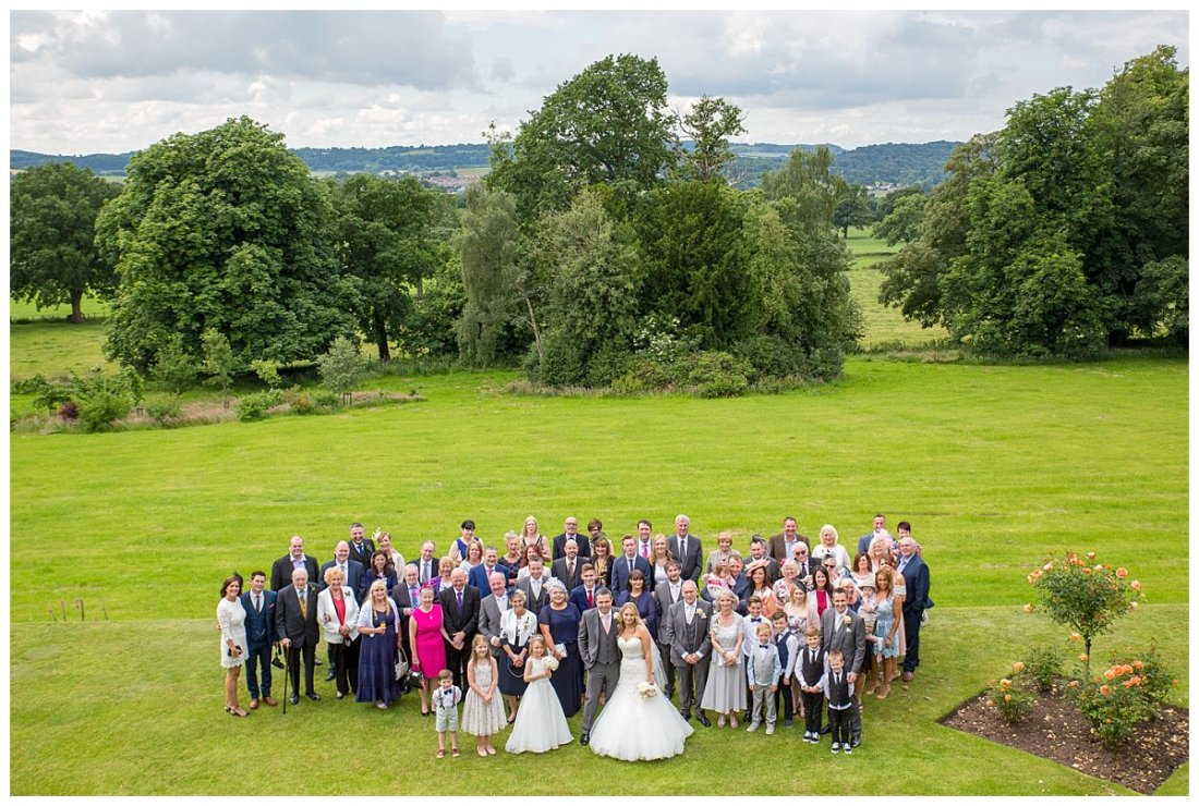 Upper House Barlaston Wedding
