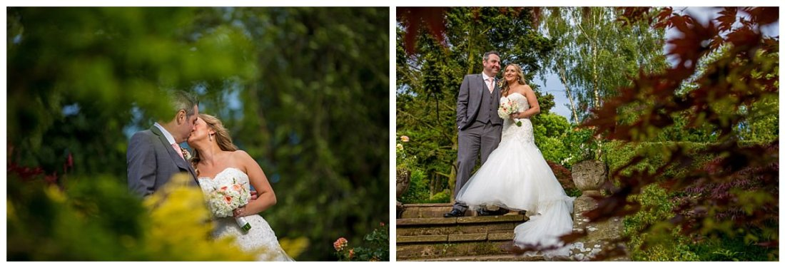 Summer Wedding at the Upper House Barlaston