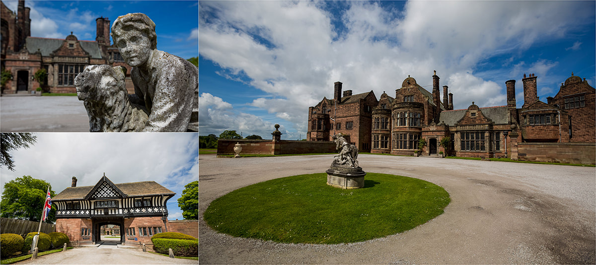 Thornton Manor Wedding Venue