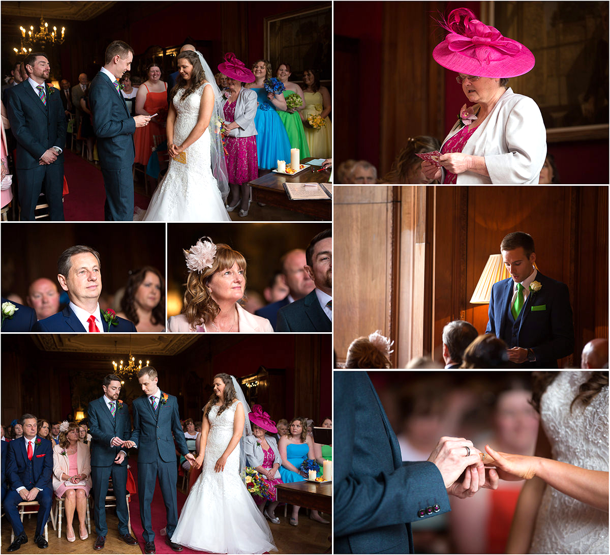 Thornton Manor Wedding Ceremony Helen Williams Photography