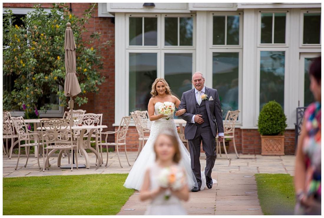 UK Outdoor Wedding