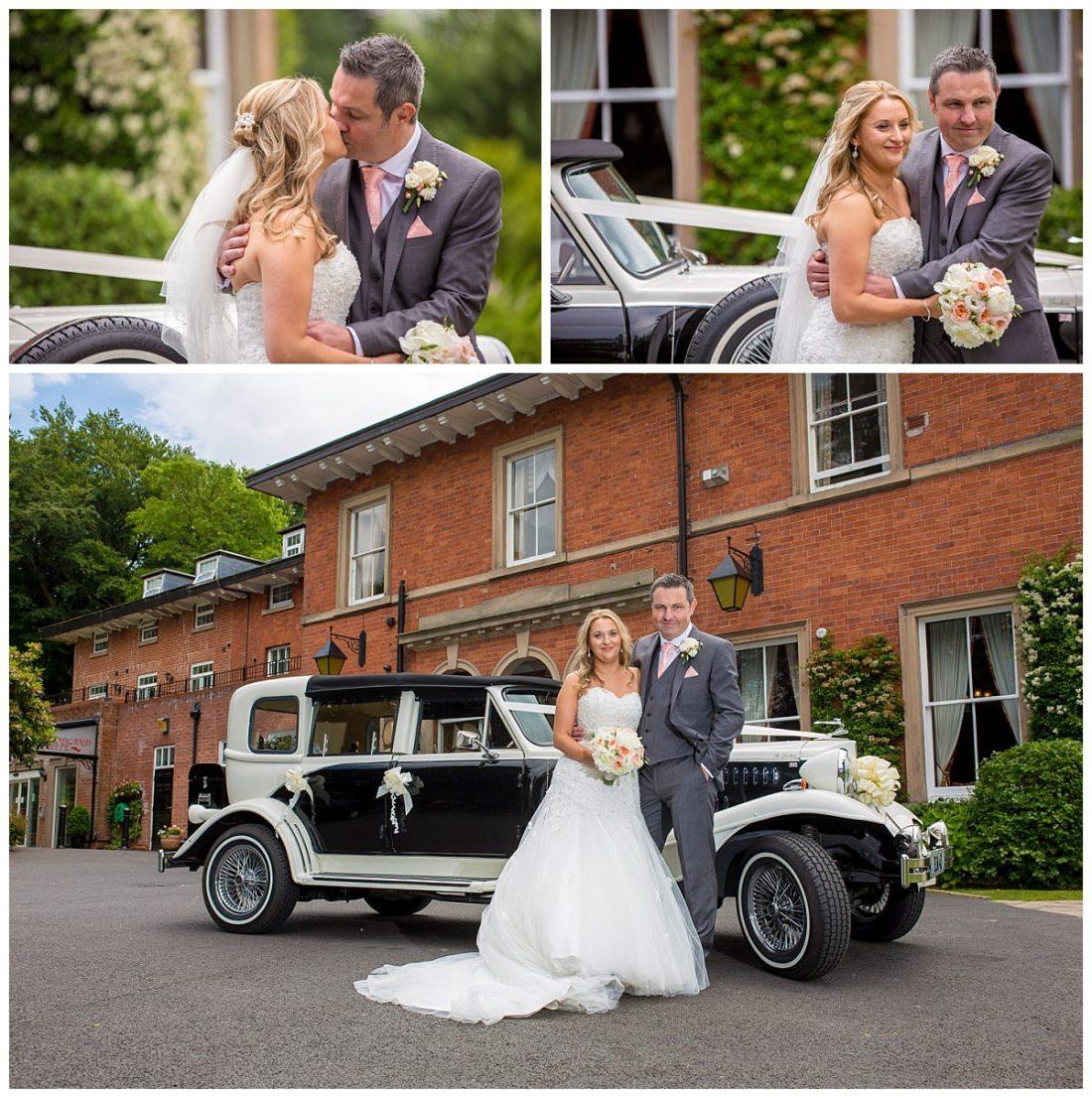 Upper House Barlaston Wedding Photography (2)
