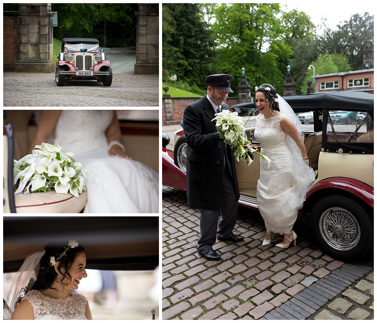 Beaumont Wedding Car Vintage Wedding Car