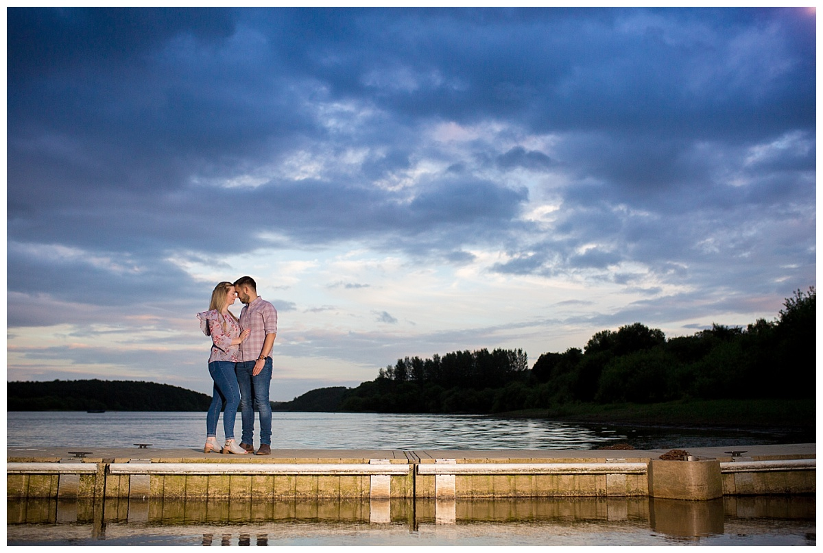 Tittesworth Reservoir Photoshoot