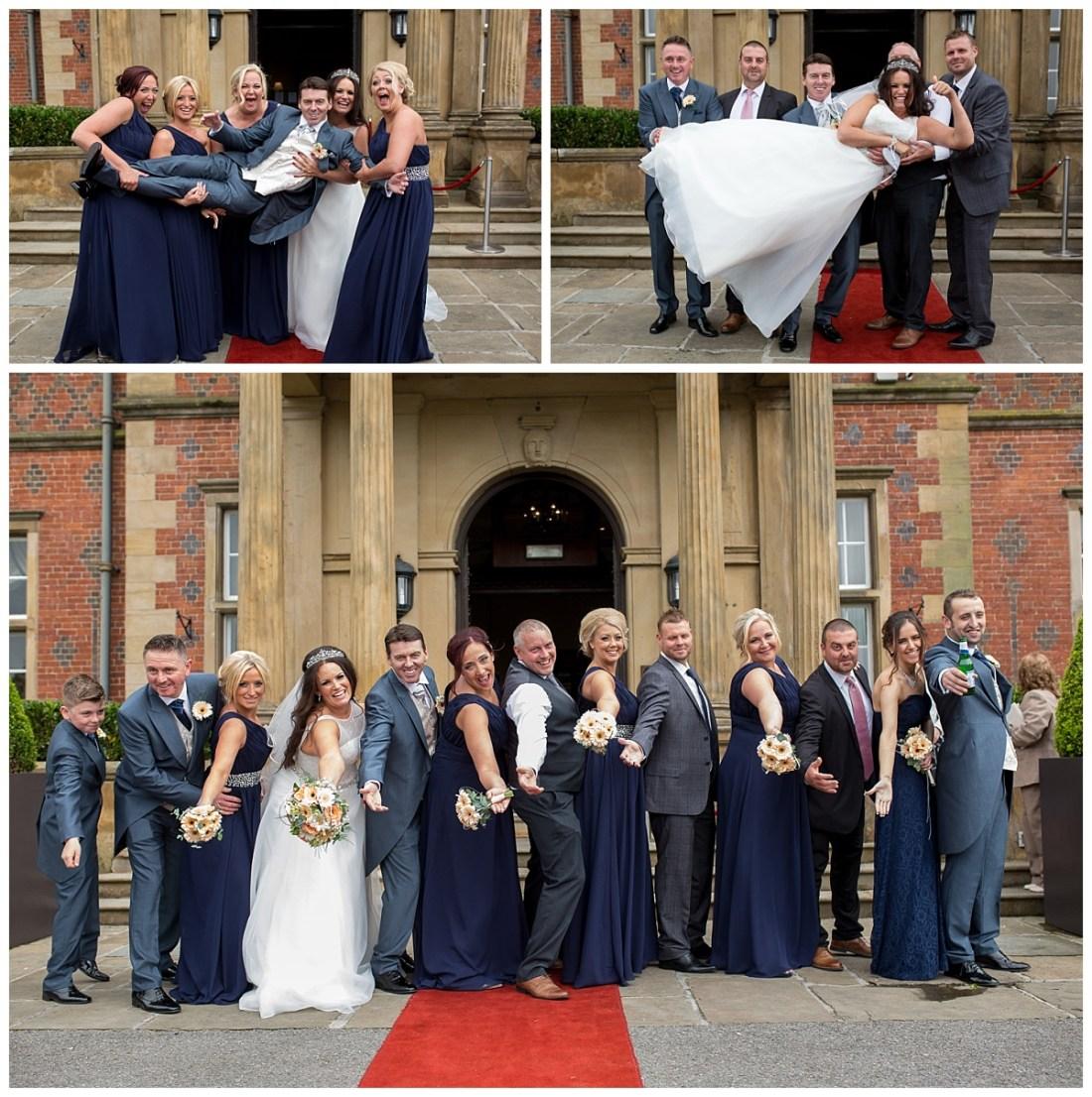 Cheshire Wedding Venue Cranage Estate