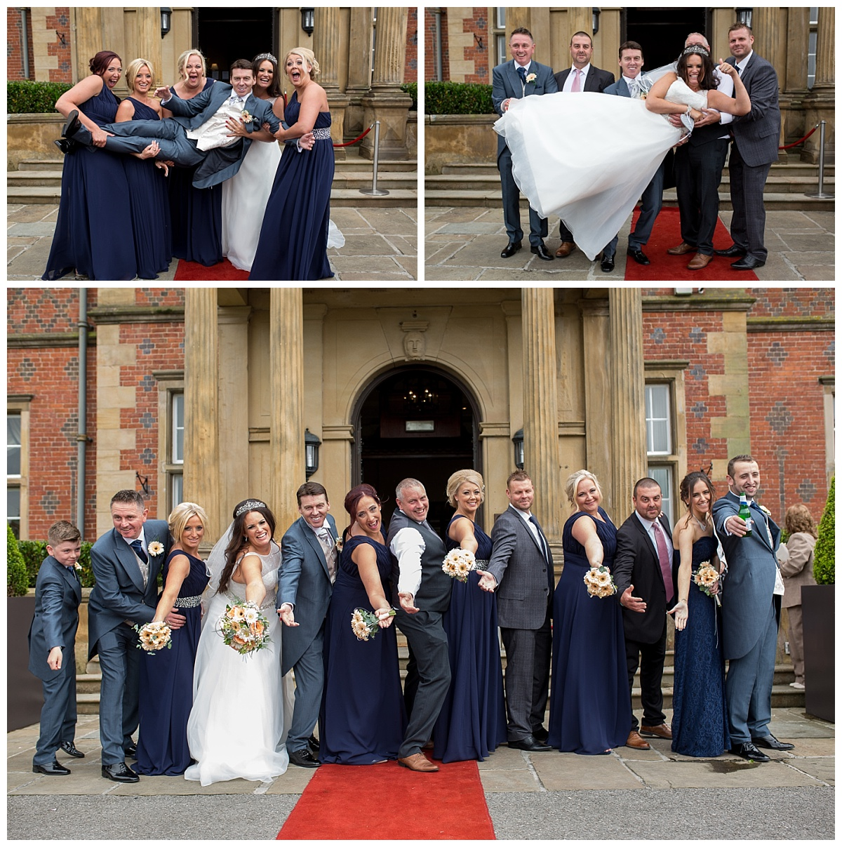 Cheshire Wedding Venue Cranage Estate