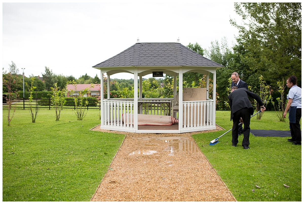Cheshire Outdoor Wedding Venue