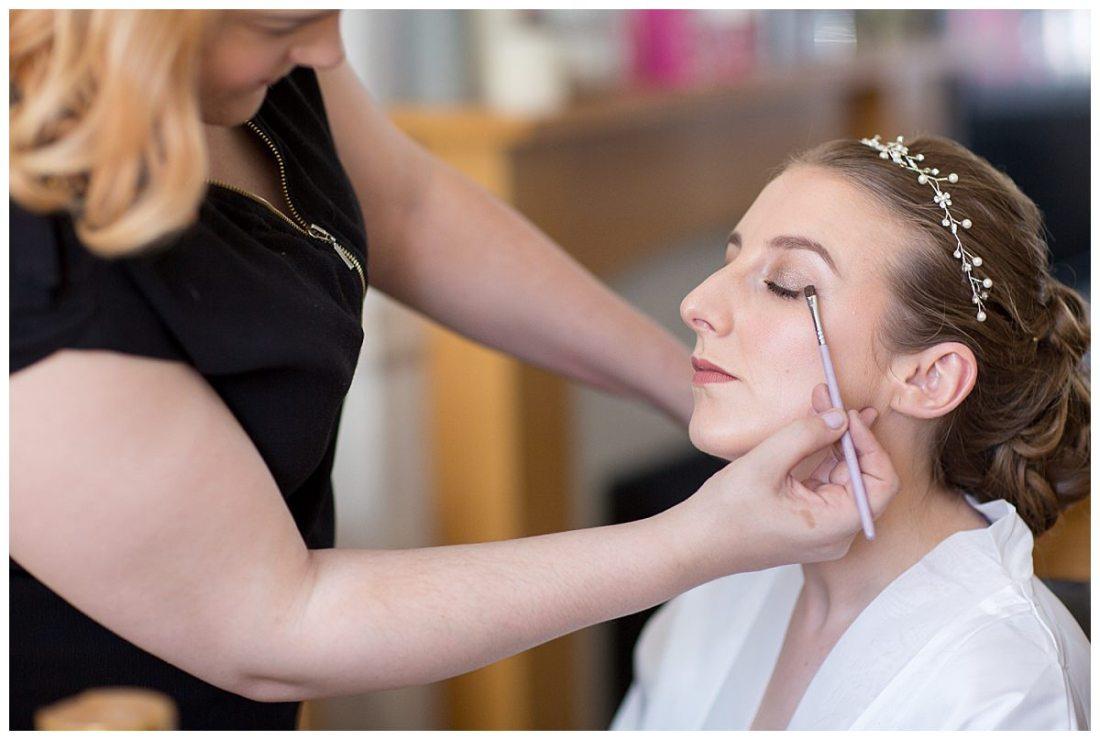 Liverpool Wedding Make Up