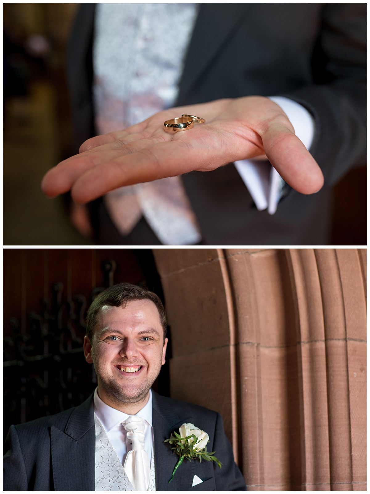 Woolton Church Wedding