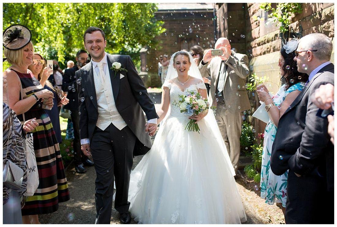 Woolton Church Wedding