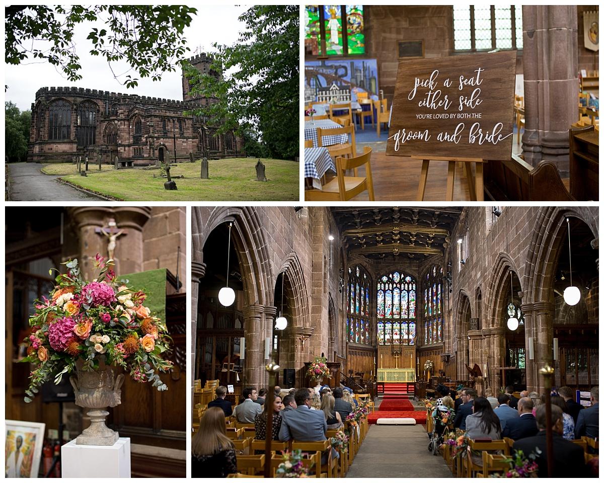 St Helen's Church Northwich