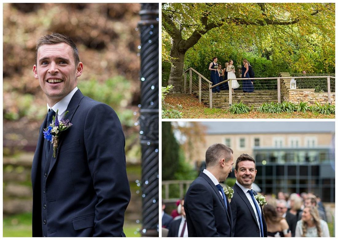 Outdoor Wedding at The Raithwaite Estate