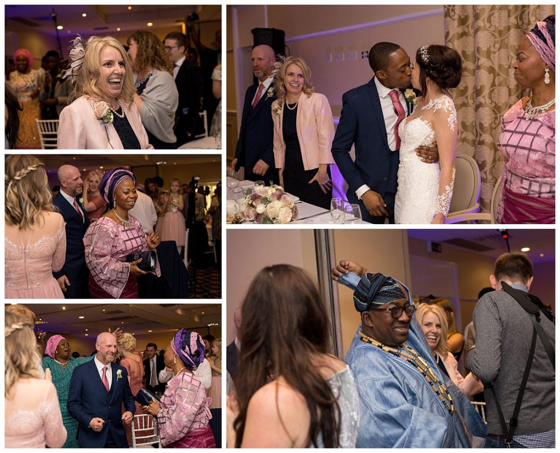 De Vere Cranage Estate Wedding Reception