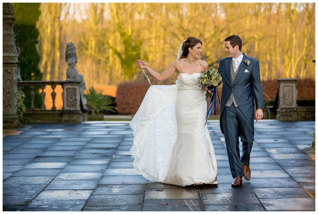 Crewe Hall weddings