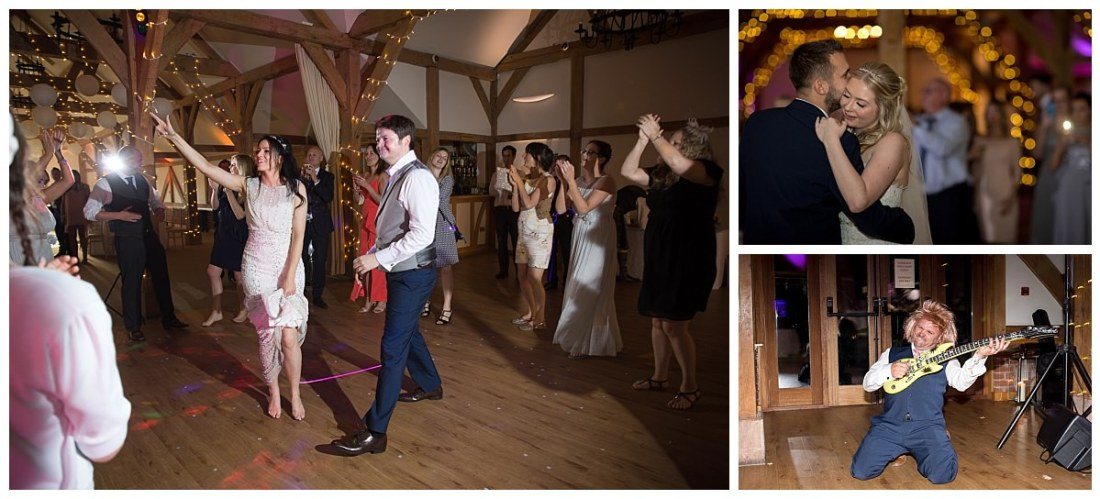 Cheshire Wedding Sandhole Oak Barn
