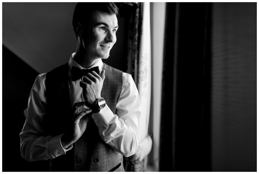 Crewe Hall Groom