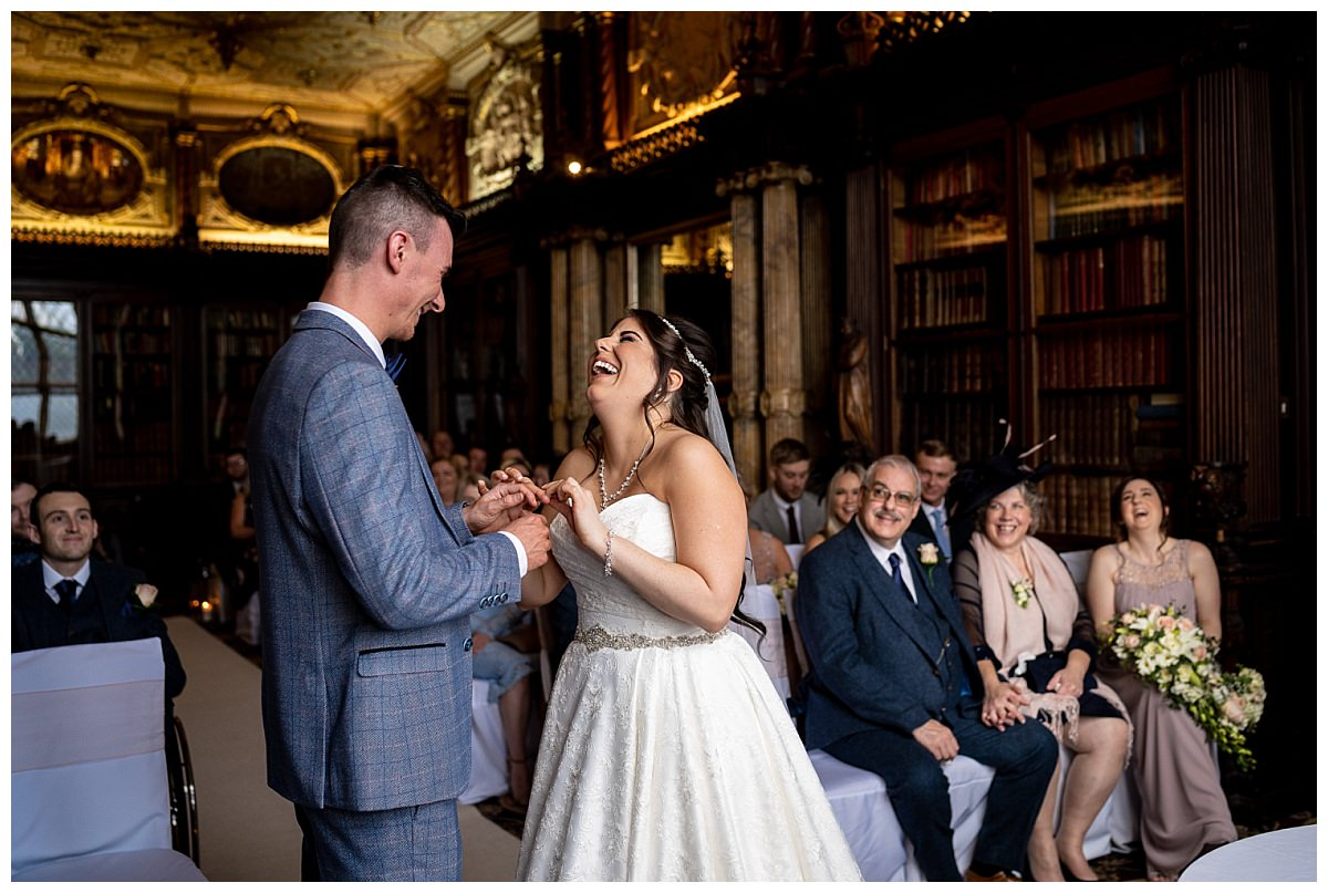 Weddings at Crewe Hall Helen Williams Photography