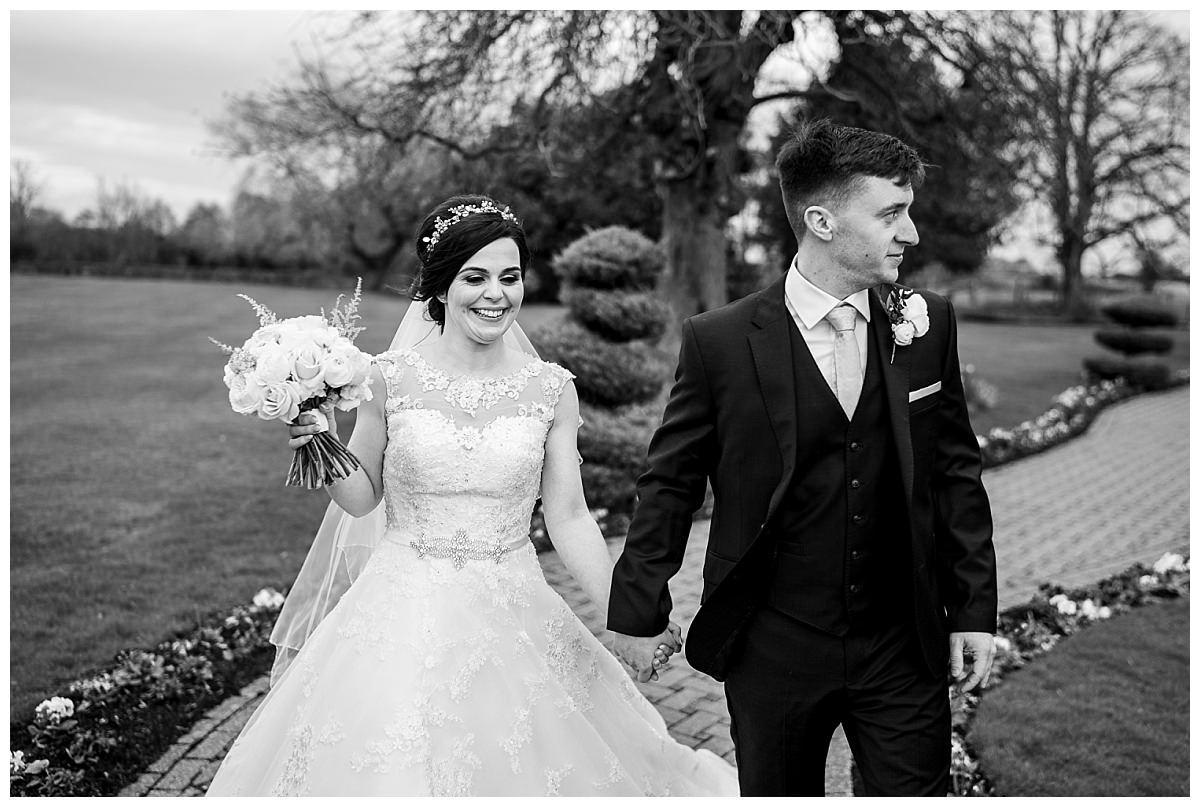 Thornton Hall Wedding Photographer