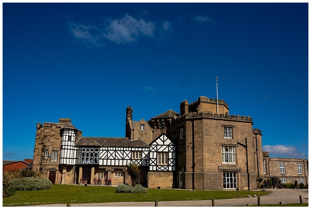 Leasowe Castle Wirral