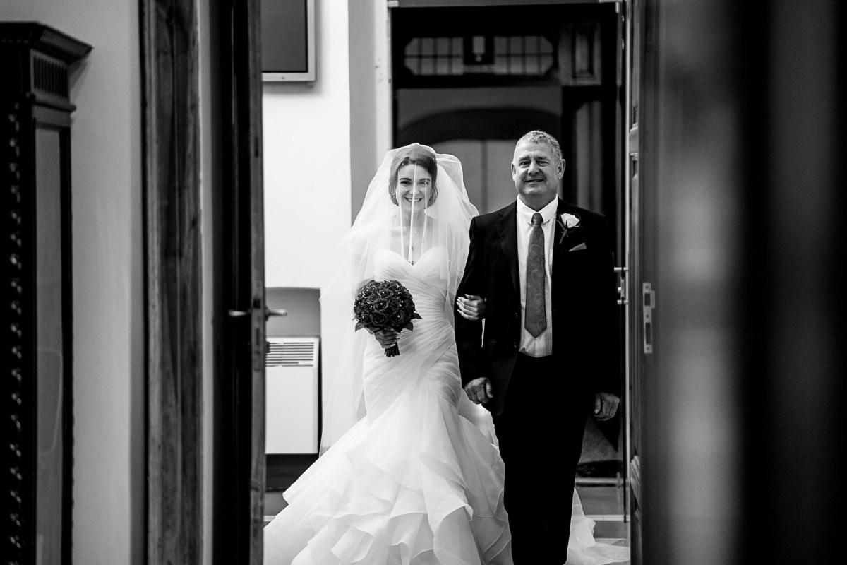 Tivoli Town Hall Wedding Photographer