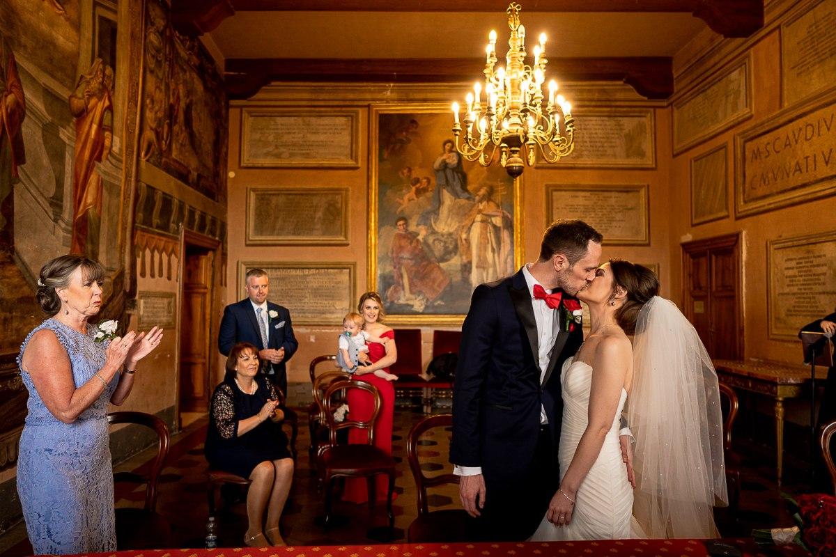 Tivoli Town Hall Wedding Photography