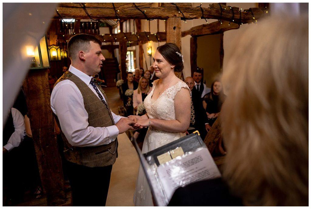 The Plough Eaton Wedding Photos