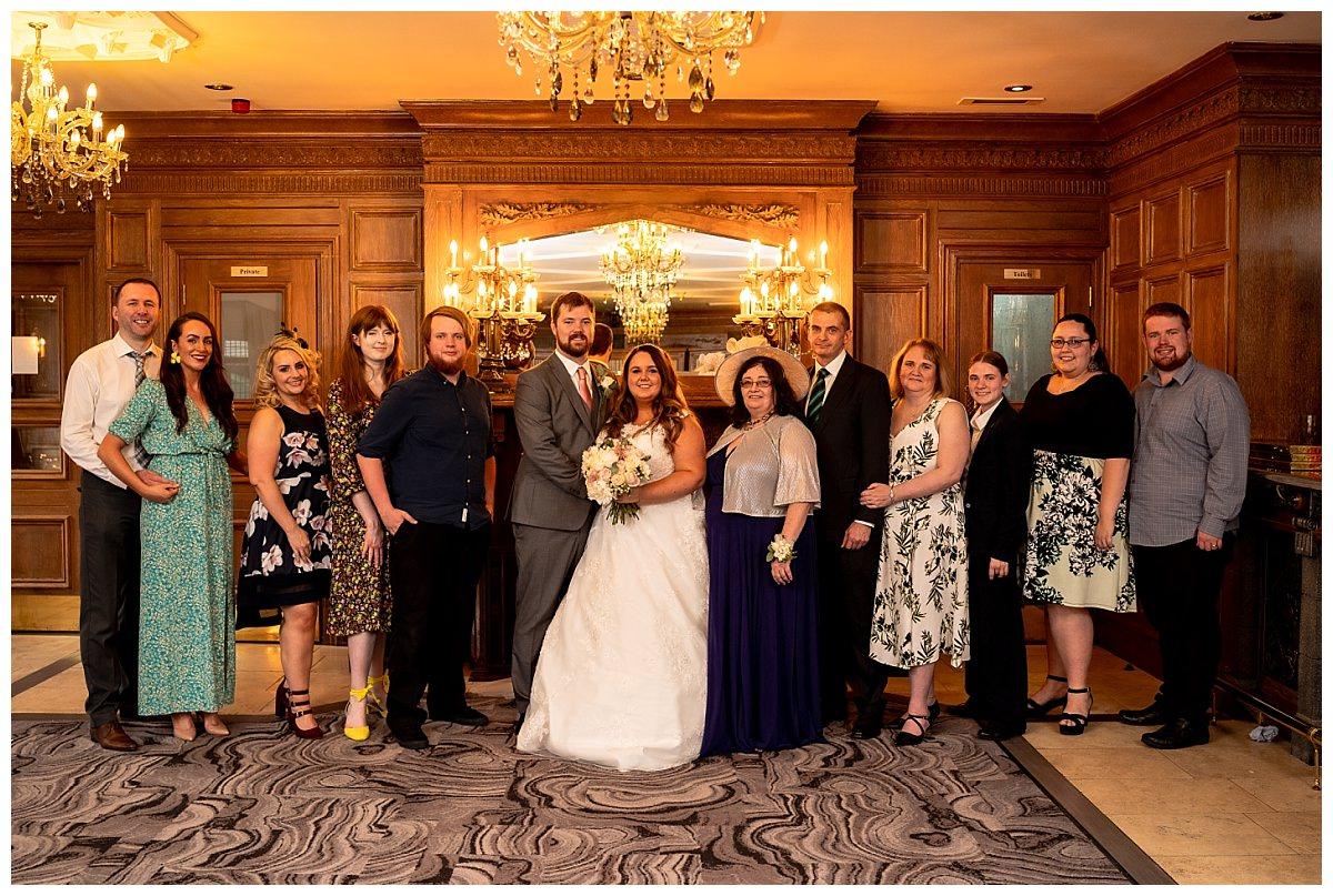 The Royal Toby Rochdale Wedding Confetti