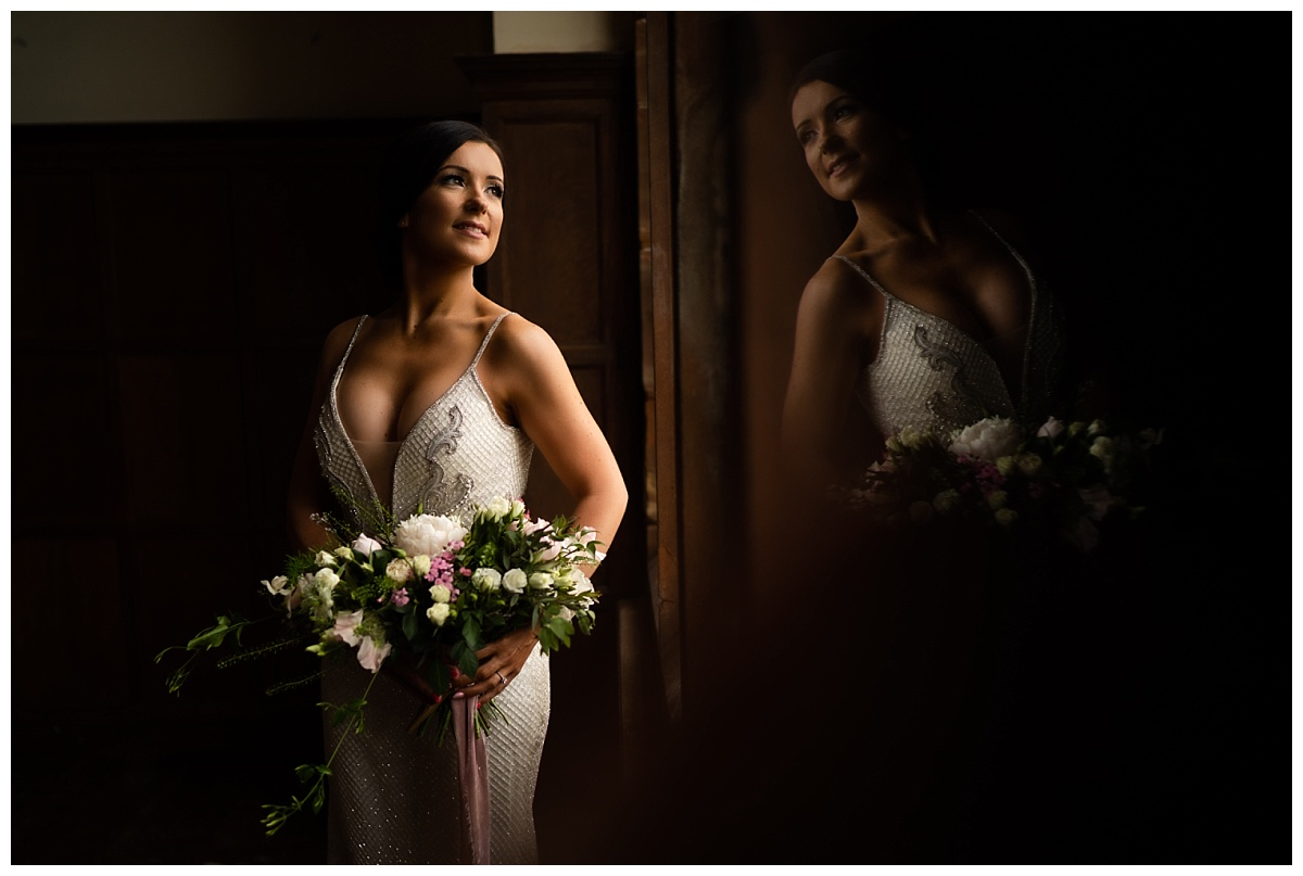 Standon Hall Bridal Shoot