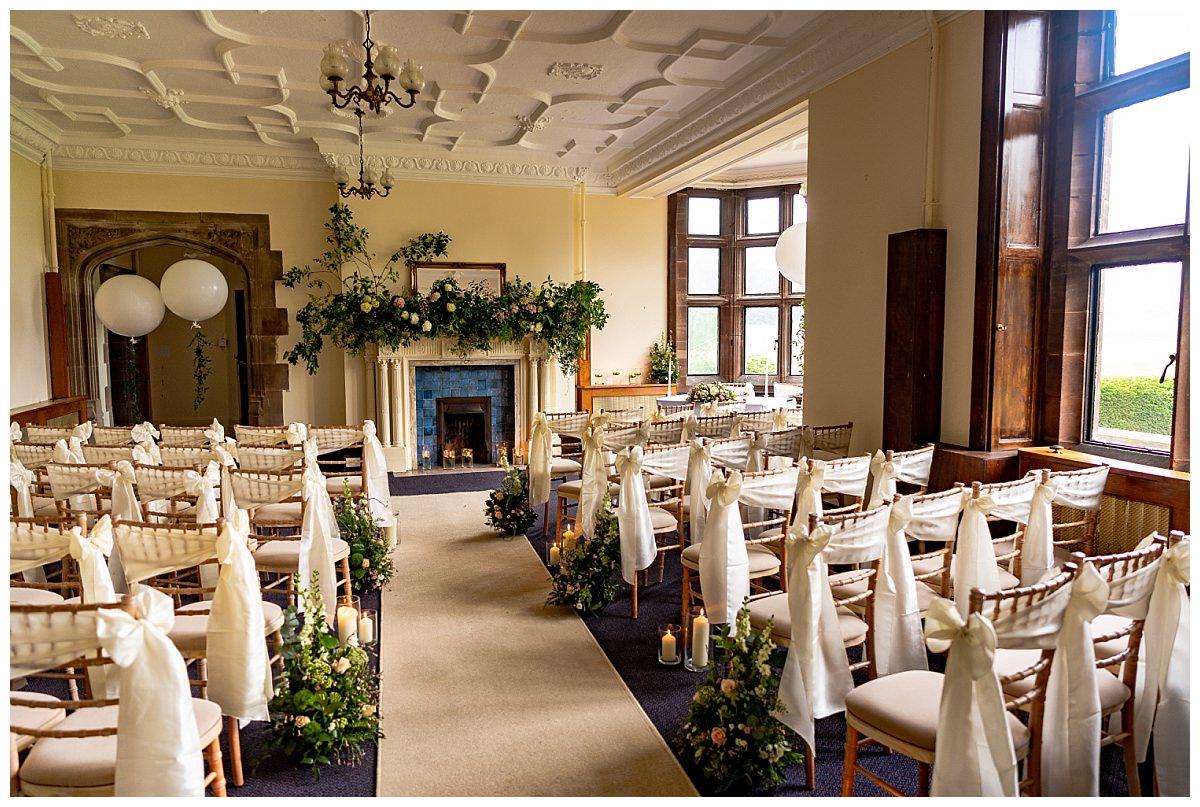 Standon Hall Ceremony Room