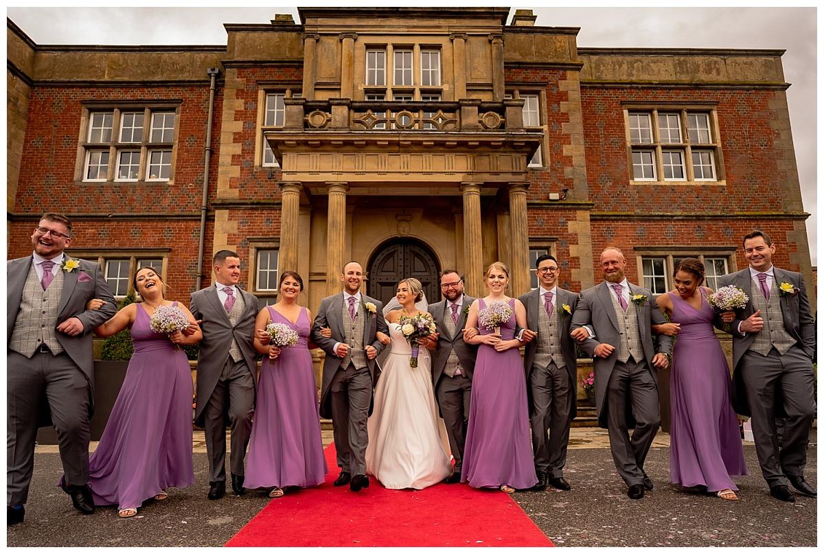 Cranage Estate Wedding Venue Photography