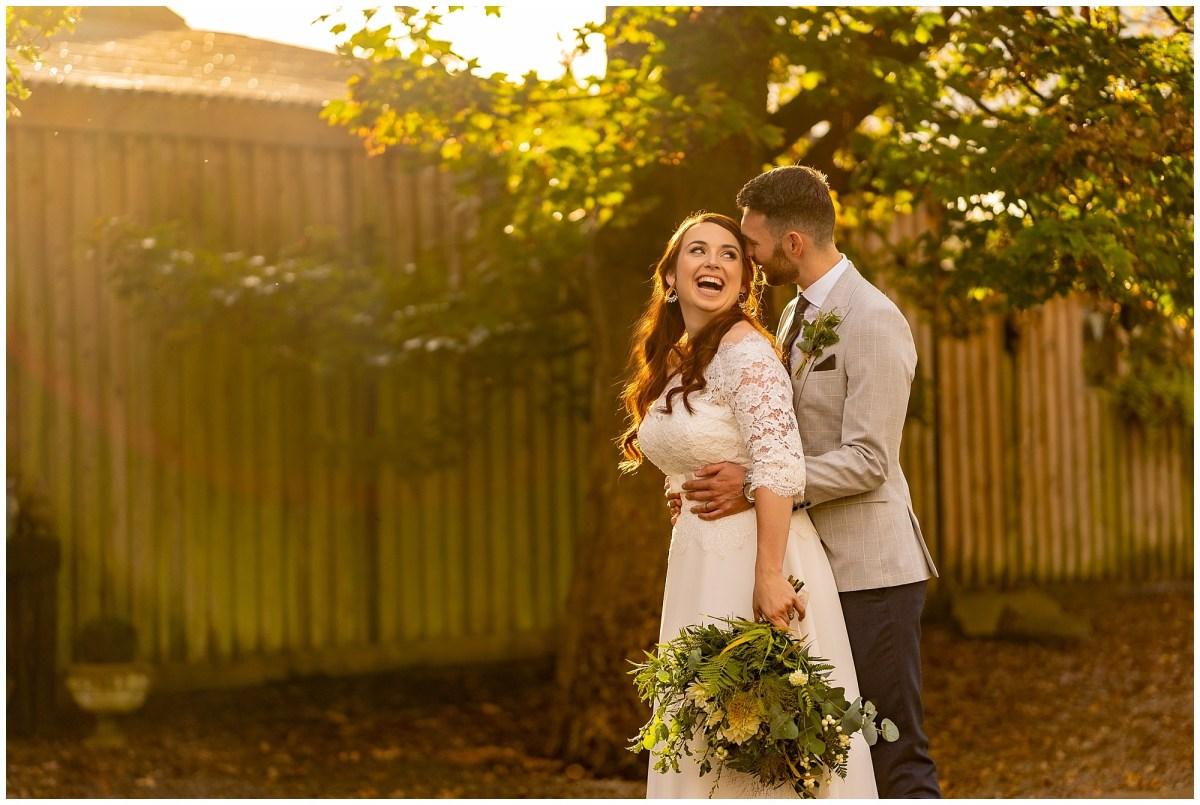 Alcumlow Barn Autumn Wedding
