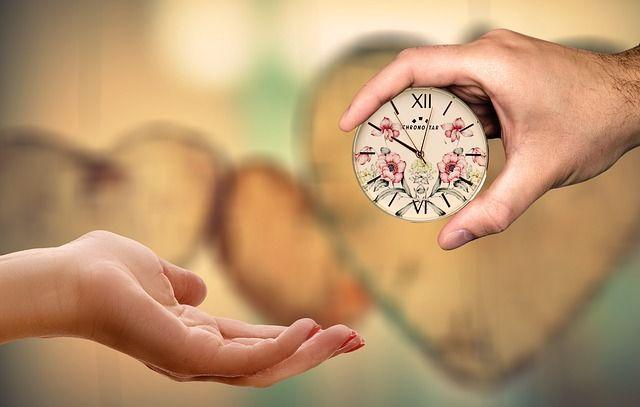 el tiempo es un regalo