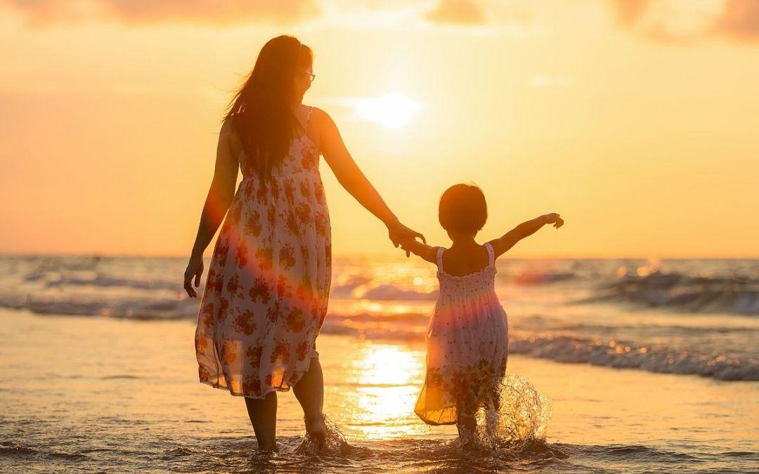Encontrar el equilibrio entre ser madre y mujer
