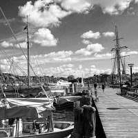 Hafenstadt Flensburg / seaport Flensburg