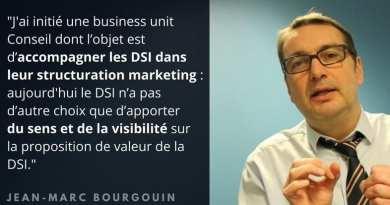 Jean-Marc BOURGOUIN, CEO OXGEN (Groupe CG2 Conseil)