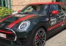 Never Say 'MINI' to a MINI John Cooper Works. It will bite your leg off.