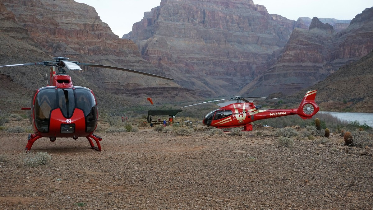 Why helicopter tours are better