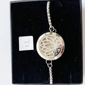 Diffuser armband Lotus